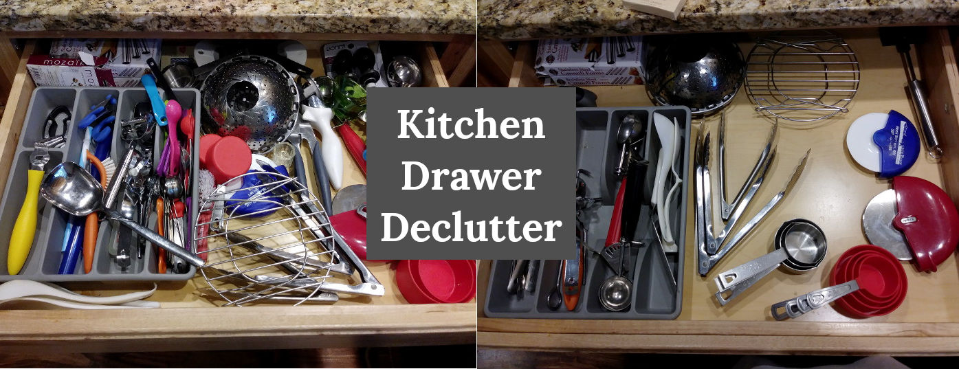 Goodbye Things – Kitchen Clutter